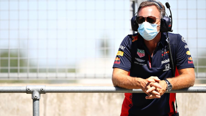Return to the track 'a significant moment' for Horner