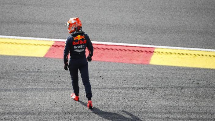 Max Verstappen helder: 'Ik zat niet fout, maar Kimi ook niet'