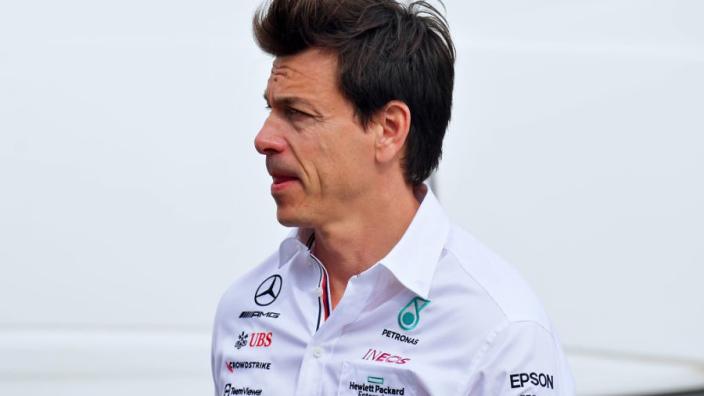 Wolff: 'Overwinning Hamilton niet minder mooi door crash Verstappen'