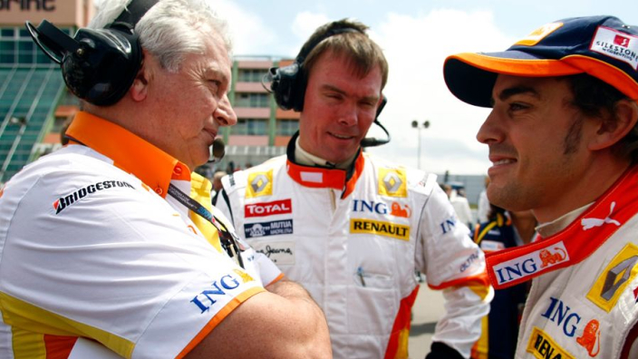 Symonds tips Alonso-Renault reunion to be a success