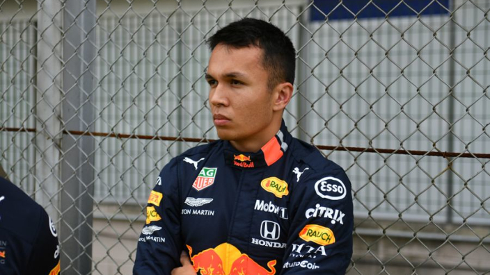 Albon craving 'normal' 2020 after 2019 rollercoaster