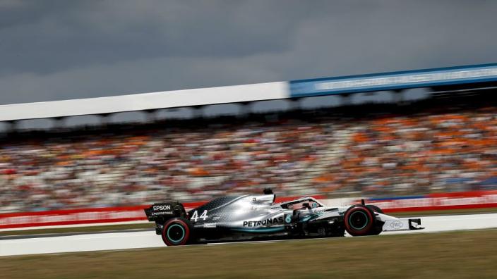 Mercedes wil Duitse GP niet redden: 'Dat is niet aan ons'