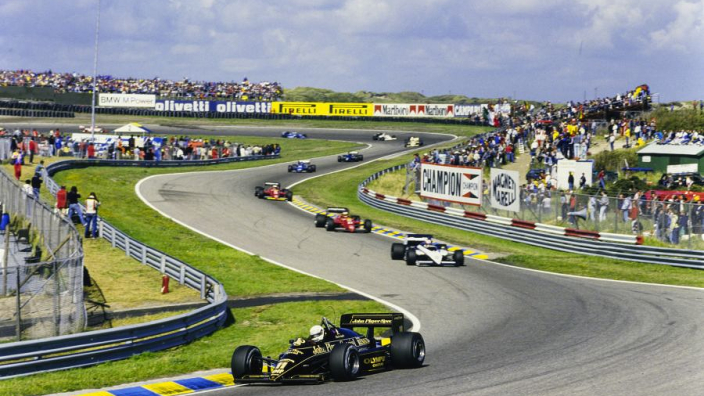 F1 drivers get their way over Zandvoort hazards