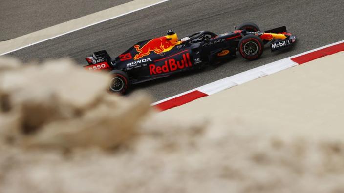 """Verstappen verwacht dominant Mercedes: """"Hopelijk word ik positief verrast"""""""
