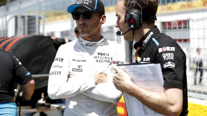 """Kubica: """"Geen spijt van terugkeer, beter dit dan thuis op de bank"""""""