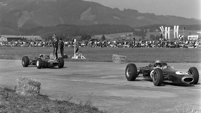 Brabham and Hailwood - extraordinary lives, extraordinary careers