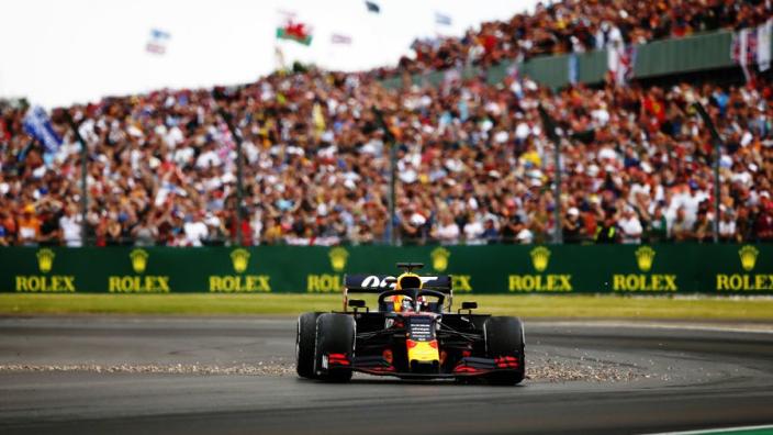 """Max Verstappen baalt: """"Ik had op het podium moeten staan"""""""