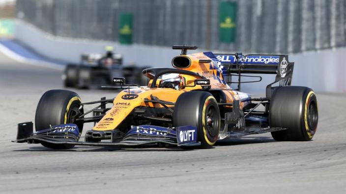 Chez McLaren, Seidl est impressionné par Sainz, qui vise la 6e place