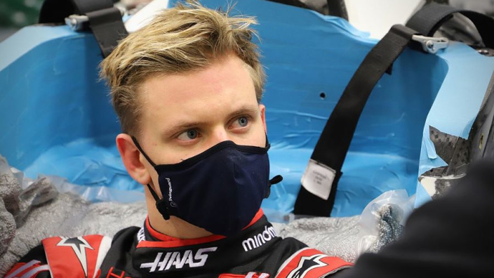 Schumacher completes Haas seat fit after quarantine ends