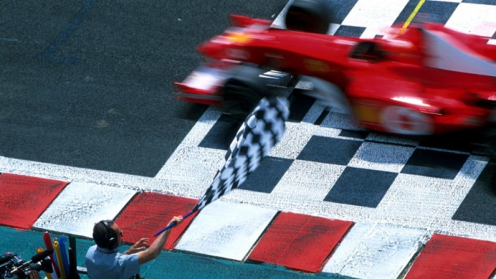 GALLERY: Every car driven by Michael Schumacher in his F1 career