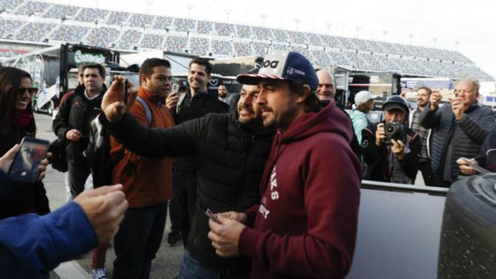 Alonso: Fan experience in Daytona 'unthinkable' in F1