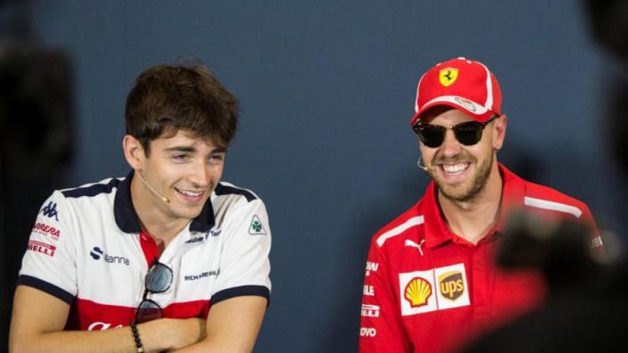 Vettel would 'eat Leclerc alive' - Villeneuve