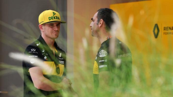 Hülkenberg roept Renault op het matje: 'Waar zijn we mee bezig?'