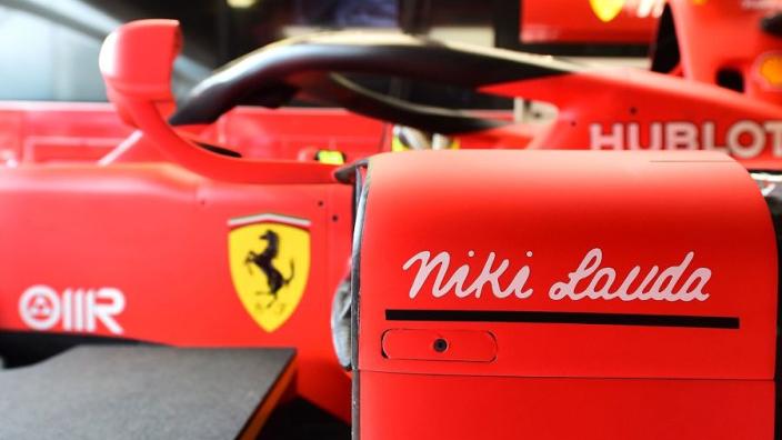 Vettel pays tribute to Lauda with special Monaco GP helmet