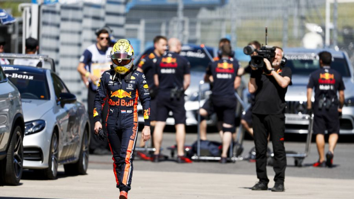 Red Bull confirm status of Verstappen gearbox, potential penalty after Austria crash