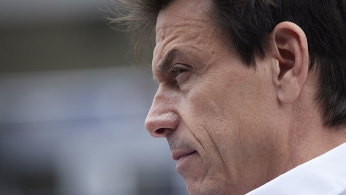 """Wolff may """"spontaneously"""" decide to hand over Mercedes baton"""