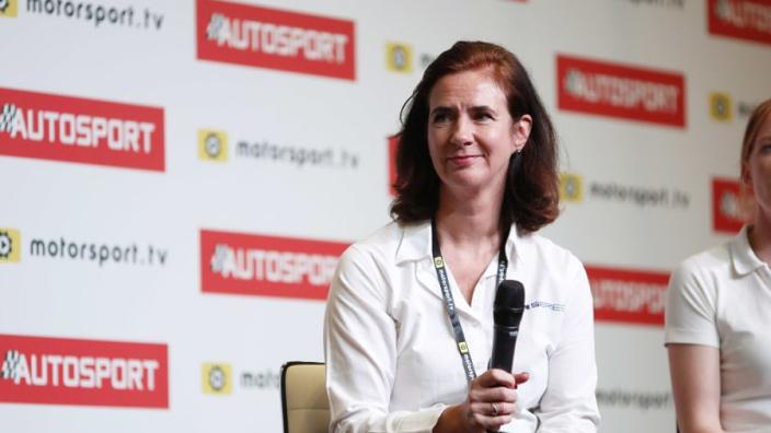 CEO W Series: ''Dat Ferrari een vrouw in F1 wil is niet alleen maar marketing''