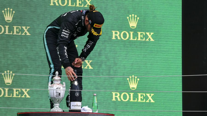 Hamilton suggests he may be suffering with long Covid