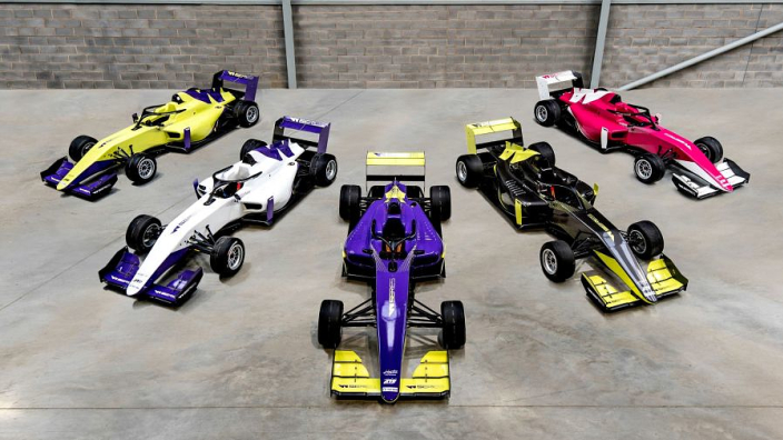 W Series secures the TV deal F1 desperately needs