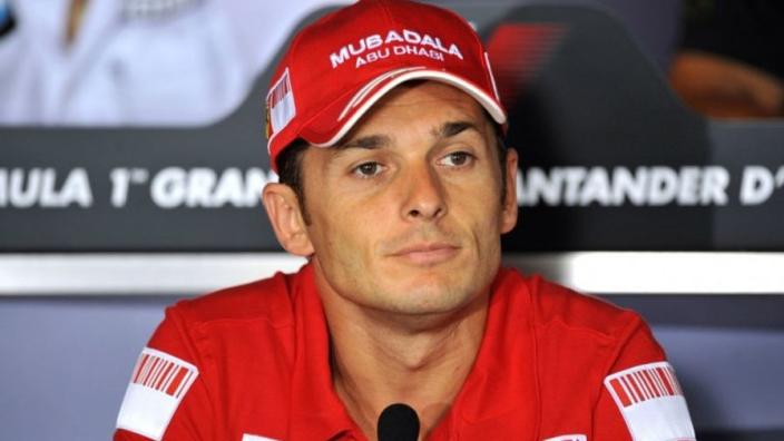 Oud-coureur Giancarlo Fisichella is vandaag 45 jaar geworden