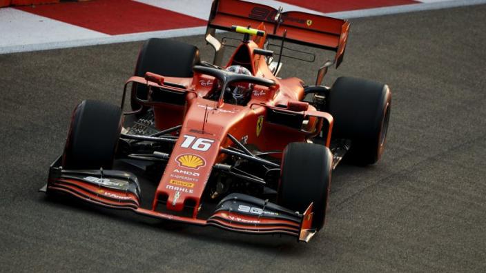 Leclerc 'assez déçu' par la stratégie de Ferrari