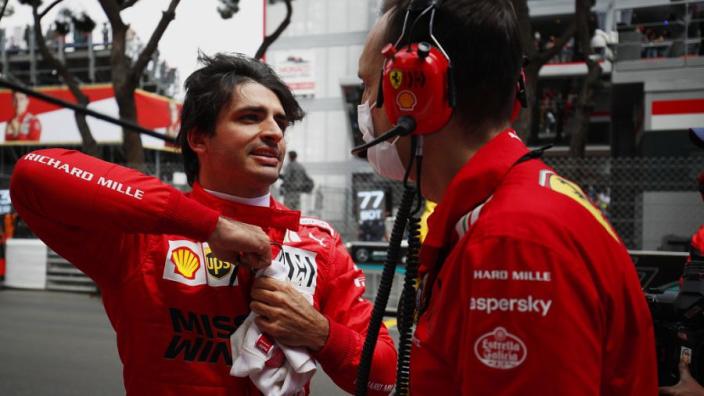 """Sainz pakt podiumplek in straten van Monaco: """"Hier zou ik voor hebben getekend"""""""