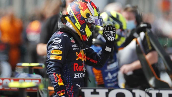 "Red Bull 'desperate' for Perez to sever Mercedes ""strategic options"""