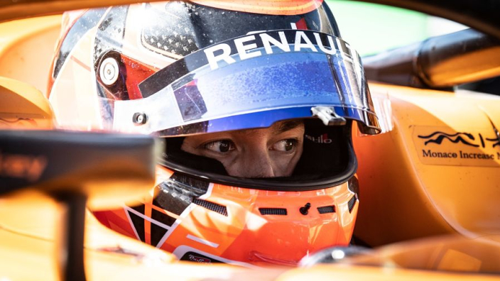 F2 driver Jack Aitken and Renault part ways