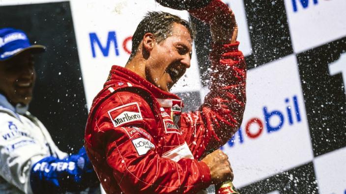 In beeld: Formule 1 staat stil bij verjaardag Michael Schumacher (52)