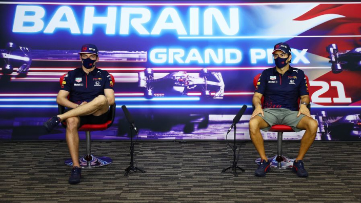 Verstappen Perez rivalry key to Red Bull attacking Mercedes