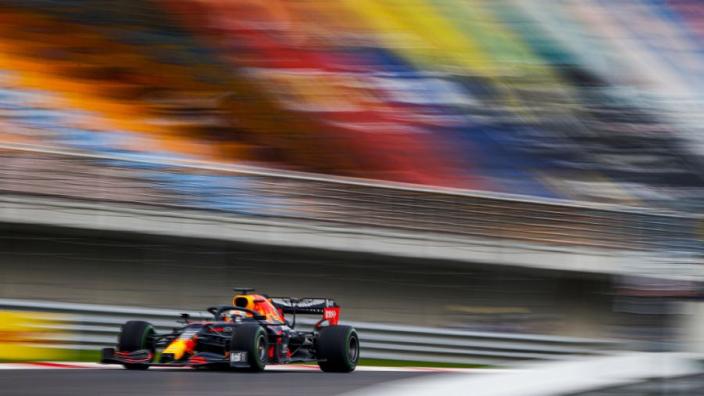 """Palmer: """"Verstappen en Albon begonnen de race in de eerste versnelling"""""""