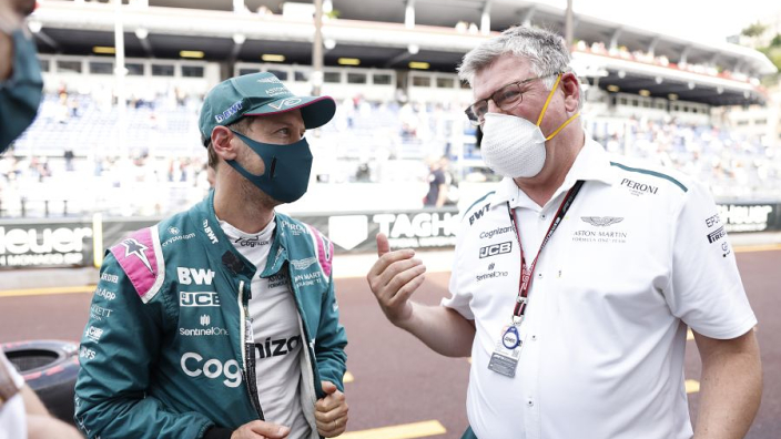 Aston Martin detail reasons behind Vettel retention