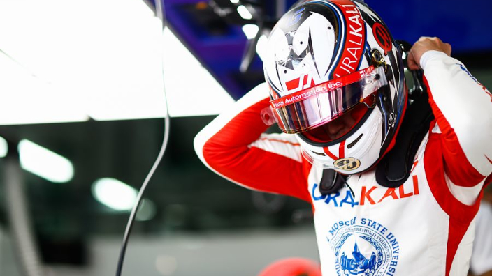 """Mazepin reveals failed Haas """"trick"""" in Russian practice"""
