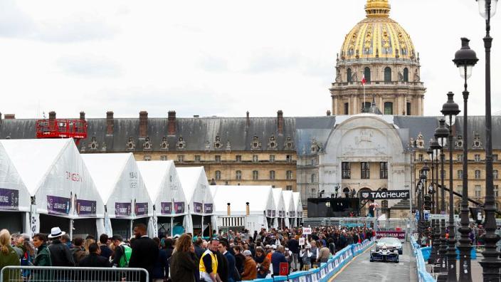 Should Formula One adopt the Formula E qualifying system?