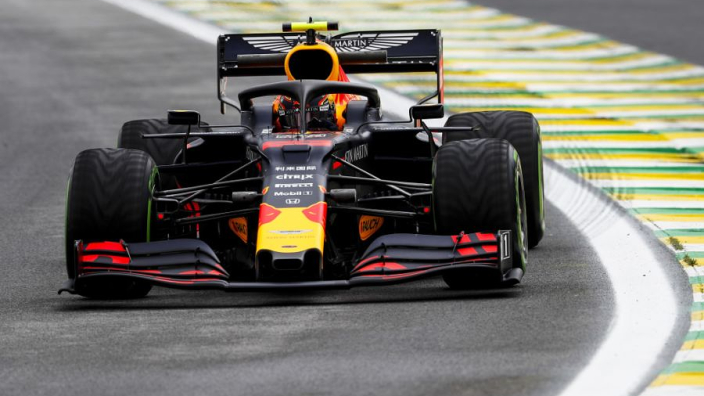 Hamilton, Verstappen skip wet session as Albon crashes after fastest: Brazilian GP FP1 Results