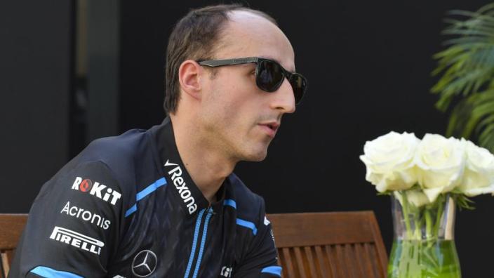 Kubica tevreden met switch: 'Kom veel mensen uit het verleden weer tegen'
