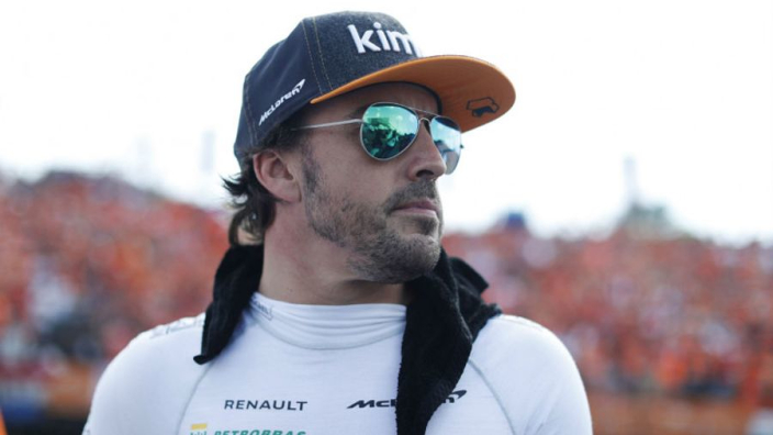 Alonso adds another race to 2019 schedule