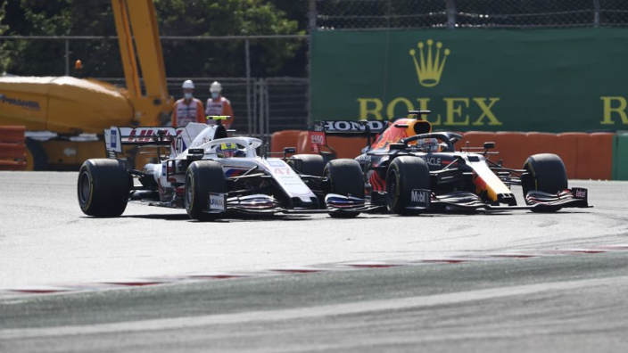"""Schumacher in duel met Verstappen en Hamilton: """"Een geweldige ervaring"""""""