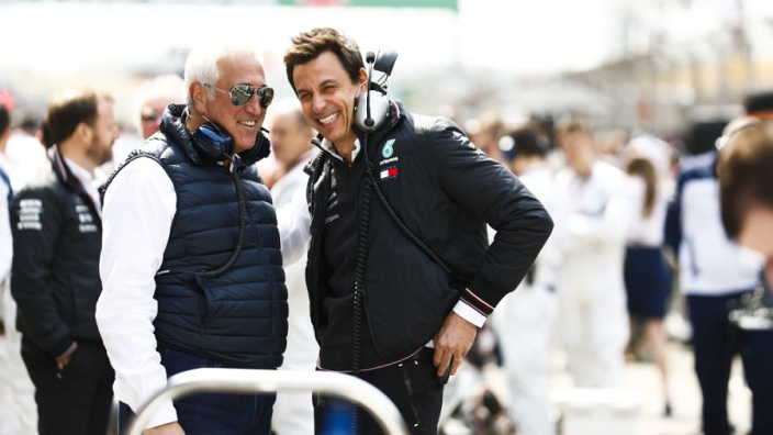 Wolff contemplating his Mercedes future