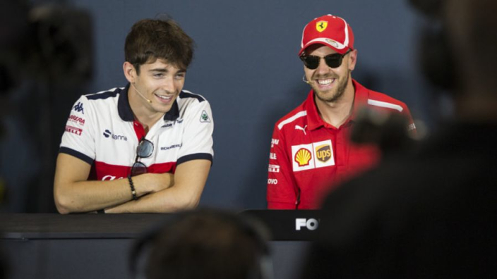 Vettel and Leclerc partnership could backfire - Rosberg