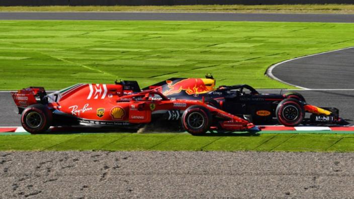Verstappen ruined my race - Raikkonen