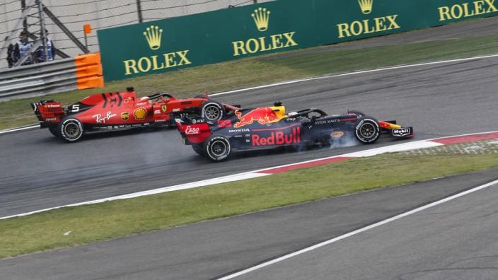 Zo werd er wereldwijd gereageerd op de slaapverwekkende Grand Prix van China