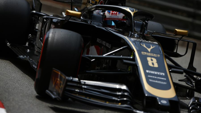 'Surprised' Haas F1 team to keep Rich Energy livery for British GP