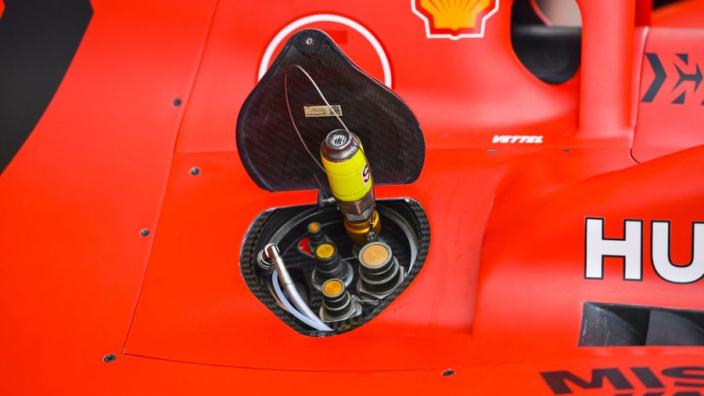 Alles wat je moet weten over de brandstof die F1-auto's gebruiken