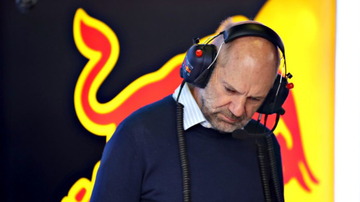 Red Bull design chief Newey confirms 2019 rules have changed nothing