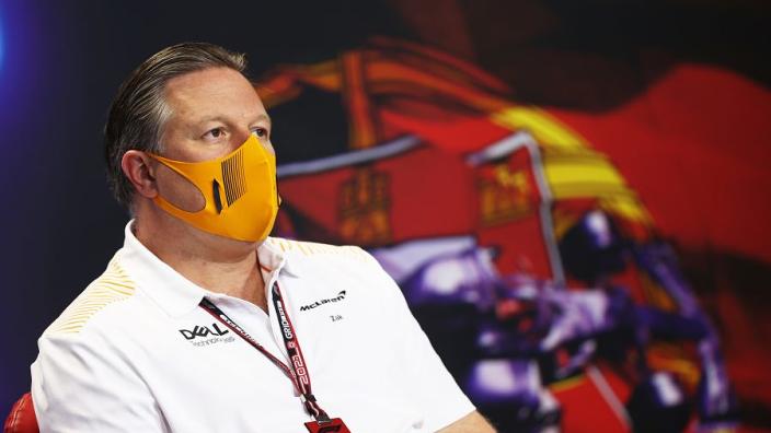 McLaren gaat in 2022 meedoen aan nieuwe elektrische klasse Extreme E