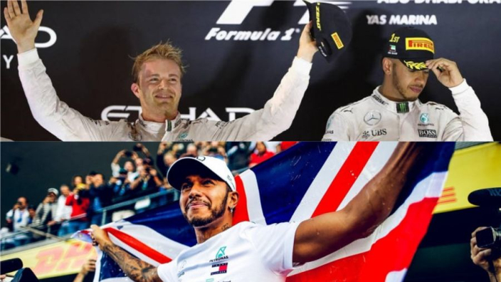 Hamilton motivated by Rosberg defeat to 'outclass' Vettel
