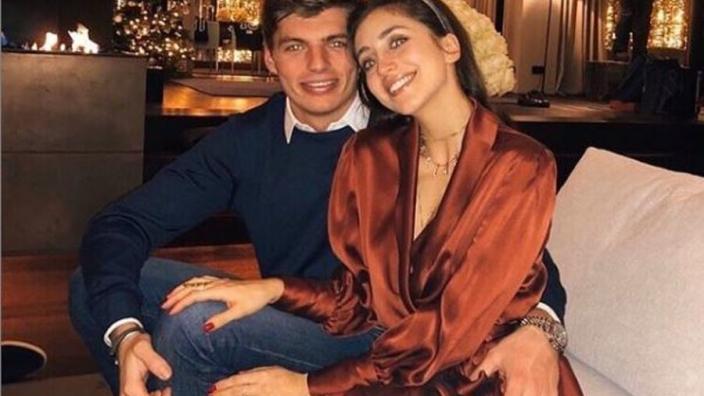 Wie is de mysterieuze vriendin van Max Verstappen eigenlijk?