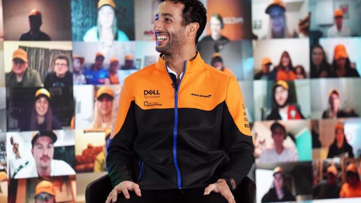 Ricciardo mulling over bet plan with needle-phobic McLaren boss