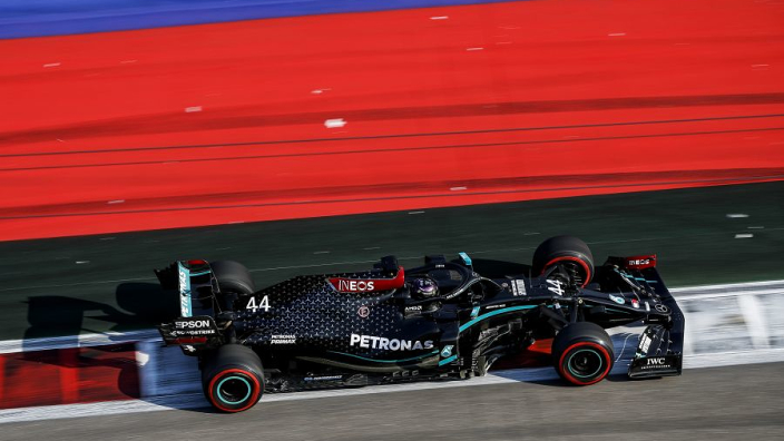 Hamilton and three other drivers avoid Russian GP penalties